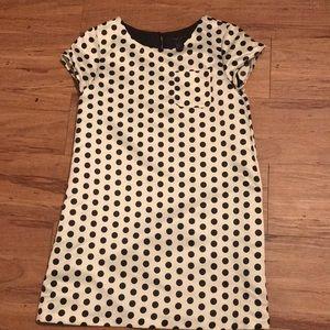 Polka Dot Girls Dress